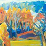 Obraz do wpisu: Małgorzata Podracka - malarstwo  #1