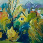 Obraz do wpisu: Małgorzata Podracka - malarstwo  #2