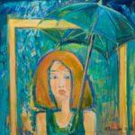 Obraz do wpisu: Małgorzata Podracka - malarstwo  #4