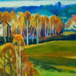Obraz do wpisu: Małgorzata Podracka - malarstwo  #5