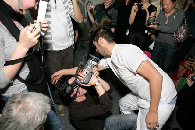 Obraz do wpisu: Międzynarodowy Festiwal Sztuki INTERAKCJE 11-15 maja 2009 r.  #5