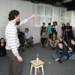 Obraz do wpisu: Międzynarodowy Festiwal Sztuki INTERAKCJE 11-15 maja 2009 r.  #9