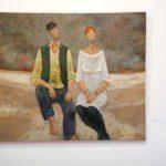 """Obraz do wpisu: Henryk Trojan - """"Sceny z życia""""  #17"""
