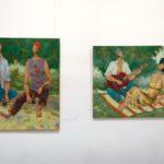 """Obraz do wpisu: Henryk Trojan - """"Sceny z życia""""  #18"""