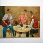 """Obraz do wpisu: Henryk Trojan - """"Sceny z życia""""  #4"""