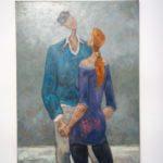 """Obraz do wpisu: Henryk Trojan - """"Sceny z życia""""  #9"""