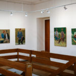 """Obraz do wpisu: Henryk Trojan - """"Sceny z życia""""  #13"""