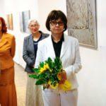 """Obraz do wpisu: Jolanta Betnerowicz """"PEJZAŻ - SYNTEZA"""" - malarstwo  #9"""