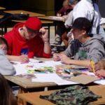 "Obraz do wpisu: Warsztaty ""Graffiti - sztuka miasta""  #2"