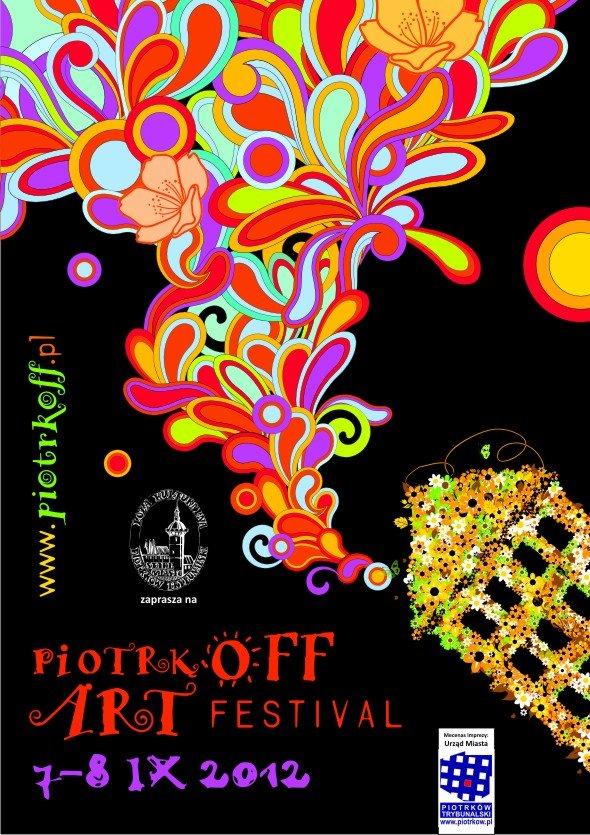 Obraz do wpisu: PiotrkOFF Art Festival  #