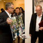 Obraz do wpisu: Wystawa Piotr Gajda i Restauracja Europa  #4