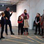 Obraz do wpisu: Dwudniowe warsztaty performance dla dzieci  #21