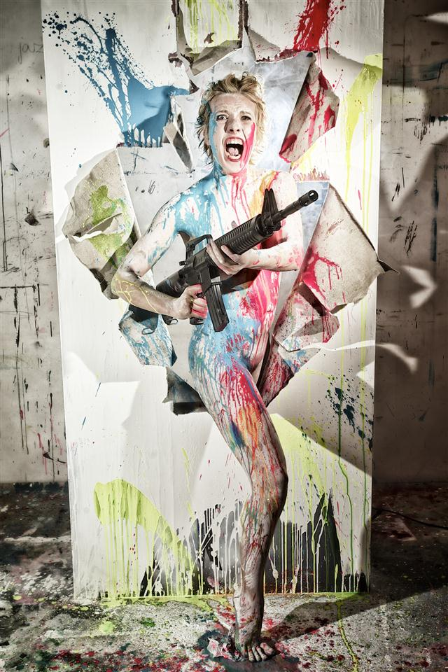 Obraz do wpisu: Izabela Chamczyk - Wojna Dwunastomiesięczna 10. Walka z Materią.  #