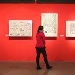 """Obraz do wpisu: Kaliskie Biennale Rysunku i Malarstwa """"Próba 1""""  #4"""