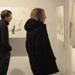 """Obraz do wpisu: Kaliskie Biennale Rysunku i Malarstwa """"Próba 1""""  #9"""
