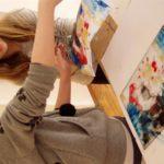 Obraz do wpisu: Warsztaty: Monotypia- między rysunkiem a grafiką.  #7