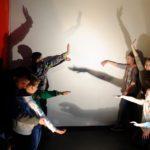 Obraz do wpisu: Warsztaty dla dzieci na podstawie wystawy Andrzeja Różyckiego i Adama Rzepeckiego  #3