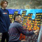 """Obraz do wpisu: """"Street art – sztuka miasta. Edukacja międzypokoleniowa""""  #10"""