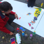 Obraz do wpisu: X muza - warsztaty street artu  #9