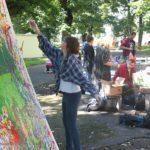 Obraz do wpisu: X muza - warsztaty street artu  #12