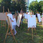Obraz do wpisu: Sztuka na granicy – malarstwo  #5