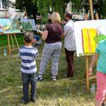 Obraz do wpisu: Sztuka na granicy – malarstwo  #16