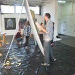 Obraz do wpisu: X muza - warsztaty street artu  #13