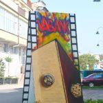 Obraz do wpisu: X muza - warsztaty street artu  #22