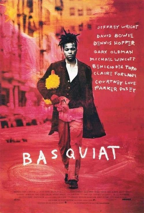 """Obraz do wpisu: KINODA - """"Basquiat - Taniec ze śmiercią""""  #"""