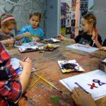 Obraz do wpisu: Warsztaty plastyczne dla dzieci  #36