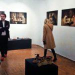 """Obraz do wpisu: Magdalena Franczuk, Artur Gutowski i Robert Mainka - """"Niebo może spaść na głowę""""  #4"""