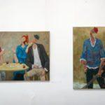 """Obraz do wpisu: Henryk Trojan - """"Sceny z życia""""  #21"""