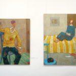 """Obraz do wpisu: Henryk Trojan - """"Sceny z życia""""  #2"""
