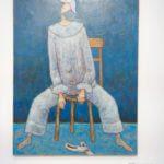 """Obraz do wpisu: Henryk Trojan - """"Sceny z życia""""  #7"""