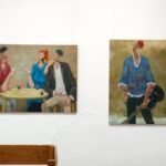 """Obraz do wpisu: Henryk Trojan - """"Sceny z życia""""  #16"""