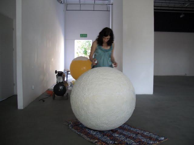 Obraz do wpisu: Międzynarodowe Spotkania Rzeźbiarzy – SKRZYŻOWANIA  #4