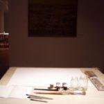 Obraz do wpisu: Warsztaty plastyczne - malarstwo Jolanty Betnerowicz  #3
