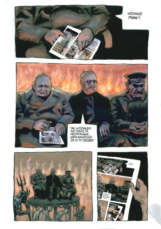Obraz do wpisu: Wokół Conturu. Wystawa twórców komiksu.  #