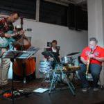Obraz do wpisu: Koncert Marc Bernstein Quartet - KIBRICK  #5