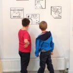 Obraz do wpisu: Dwudniowe warsztaty performance dla dzieci  #19