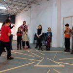 Obraz do wpisu: Dwudniowe warsztaty performance dla dzieci  #20
