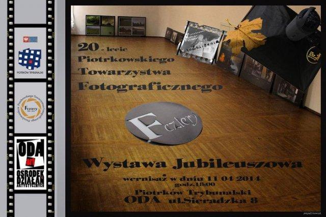 Obraz do wpisu: Wystawa Jubileuszowa Piotrkowskiego Towarzystwa Fotograficznego Fcztery  #