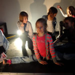 Obraz do wpisu: Warsztaty dla dzieci na podstawie wystawy Andrzeja Różyckiego i Adama Rzepeckiego  #17
