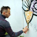 """Obraz do wpisu: """"Street art – sztuka miasta. Edukacja międzypokoleniowa""""  #3"""