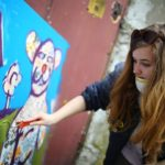 """Obraz do wpisu: """"Street art – sztuka miasta. Edukacja międzypokoleniowa""""  #8"""