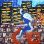 """Obraz do wpisu: """"Street art – sztuka miasta. Edukacja międzypokoleniowa""""  #11"""