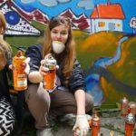 """Obraz do wpisu: """"Street art – sztuka miasta. Edukacja międzypokoleniowa""""  #13"""