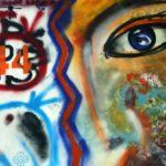 """Obraz do wpisu: """"Street art – sztuka miasta. Edukacja międzypokoleniowa""""  #14"""