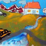 """Obraz do wpisu: """"Street art – sztuka miasta. Edukacja międzypokoleniowa""""  #15"""