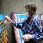 """Obraz do wpisu: """"Street art – sztuka miasta. Edukacja międzypokoleniowa""""  #17"""
